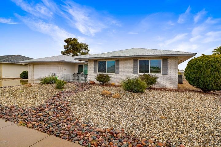 10502 W OAK RIDGE Drive, Sun City, AZ 85351