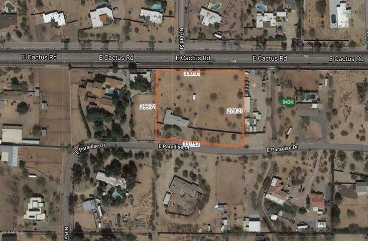 7022 E PARADISE Drive, Scottsdale, AZ 85254