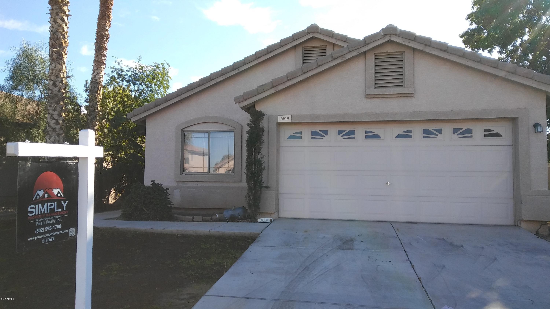 6819 W RANCHO Drive, Glendale, AZ 85303