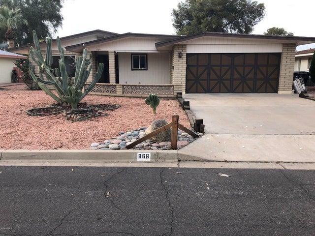 866 S REVOLTA Circle, Mesa, AZ 85208