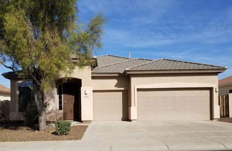 Dobbins Point home, Laveen, AZ