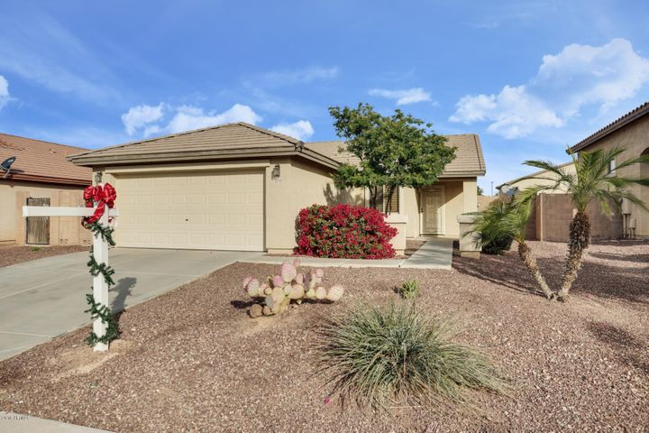 25740 W ST JAMES Avenue, Buckeye, AZ 85326