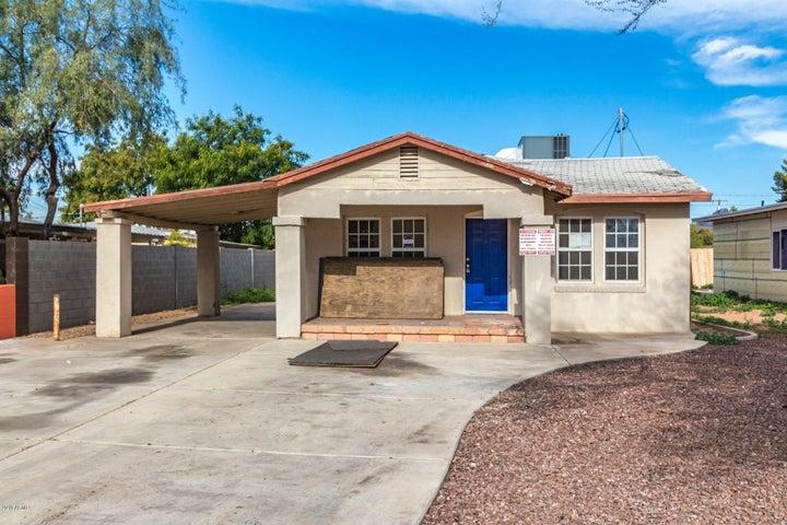 1652 E INDIANOLA Avenue, Phoenix, AZ 85016