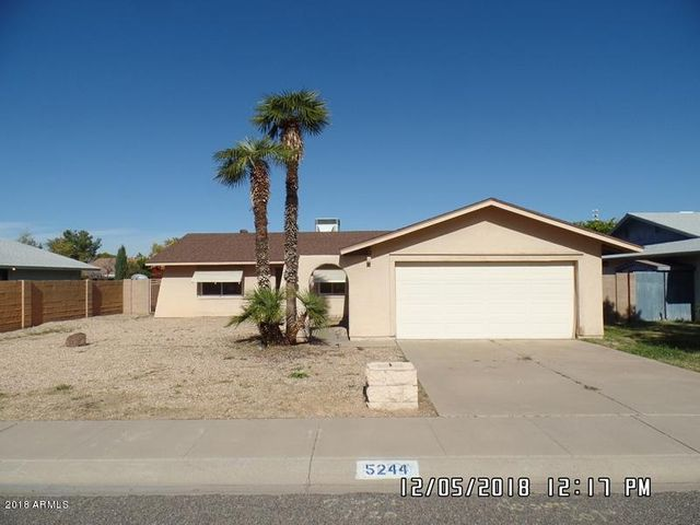 5244 W HEARN Road, Glendale, AZ 85306