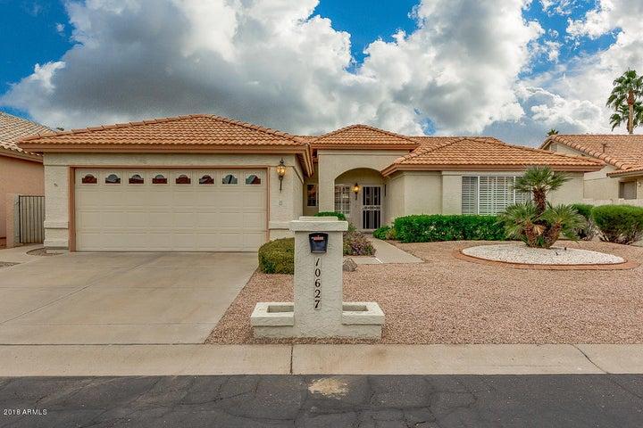 10627 E VOAX Drive, Sun Lakes, AZ 85248