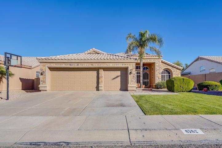 6762 W VIA MONTOYA Drive, Glendale, AZ 85310