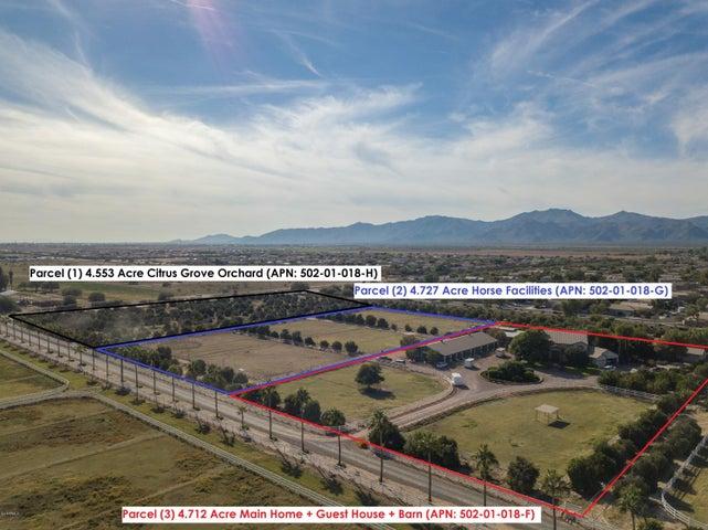 13.992 Acre Equestrian Estate