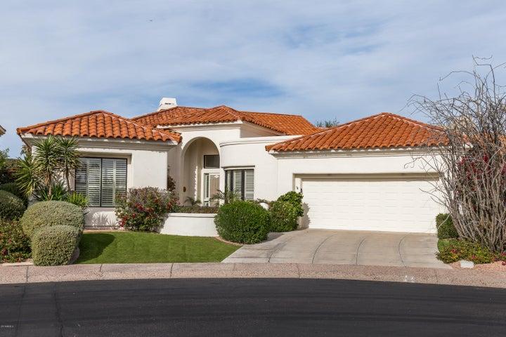 11772 E DEL TIMBRE Drive, Scottsdale, AZ 85259
