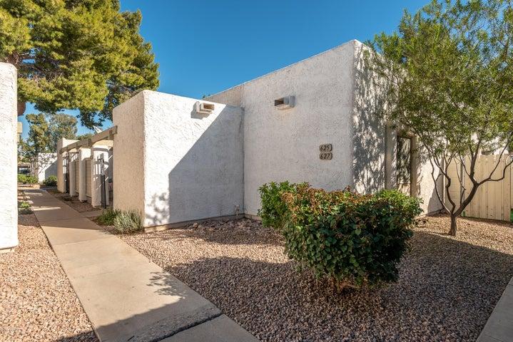 627 S ALLRED Drive, Tempe, AZ 85281