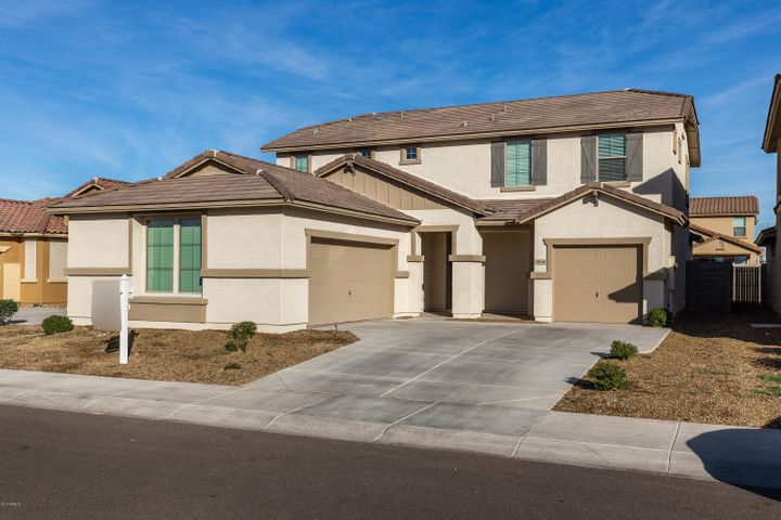 Beautiful home with 3-car garage in new community!