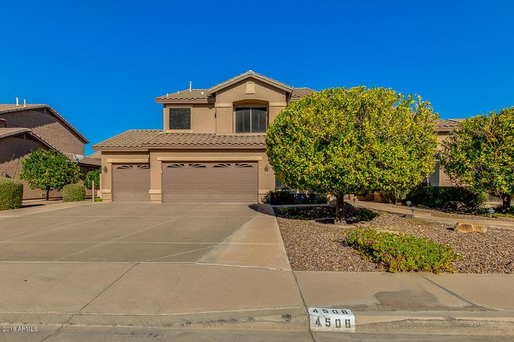 4506 E DECATUR Street, Mesa, AZ 85205