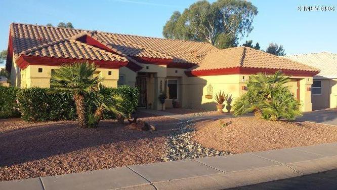 14511 W WHITE ROCK Drive, Sun City West, AZ 85375