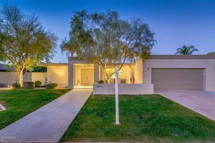 8348 E VIA DE SERENO, Scottsdale, AZ 85258
