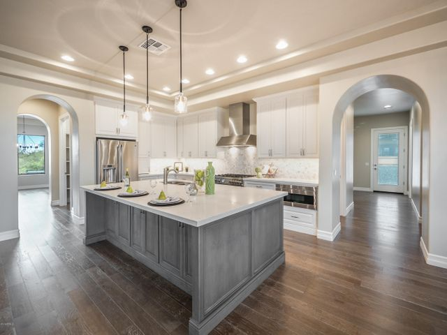 Incredible Kitchen Appointments