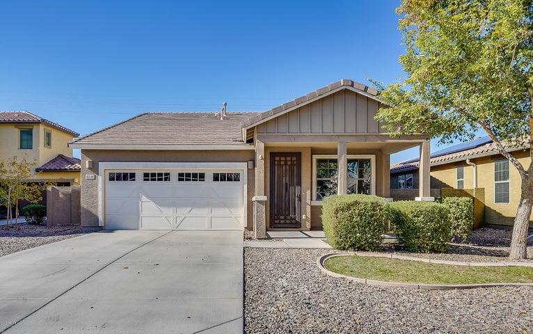 4648 S TWINLEAF Drive, Gilbert, AZ 85297