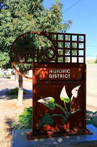 Willo Historic District