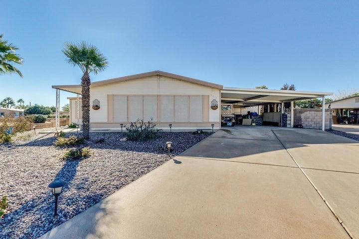 9317 E SUN LAKES Boulevard S, Sun Lakes, AZ 85248