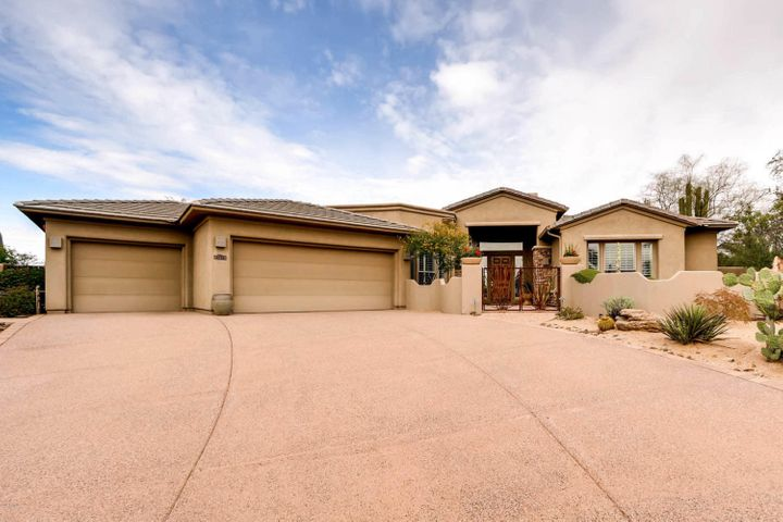 6726 E RUNNING DEER Trail, Scottsdale, AZ 85266