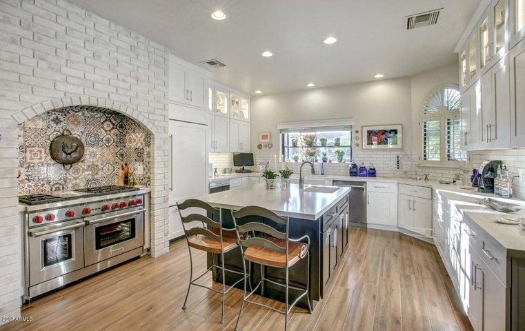 Chef's dream kitchen!