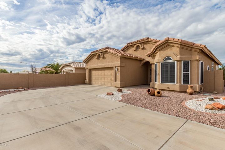 11537 W CHUCKWALLA Court, Surprise, AZ 85378