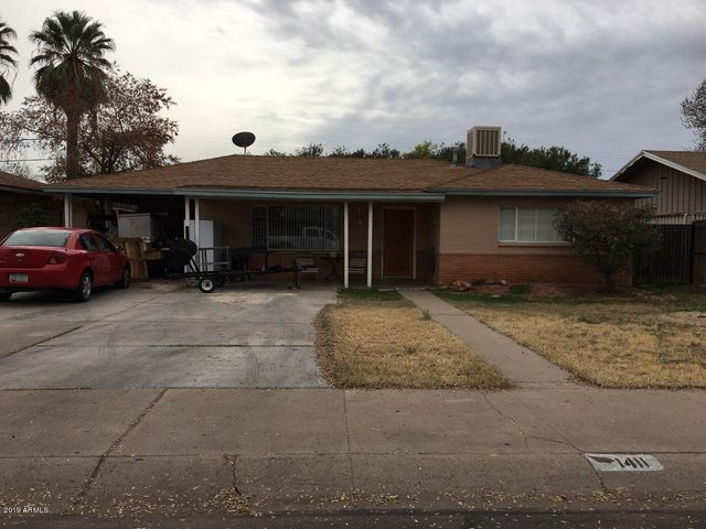 1411 W 1ST Place, Mesa, AZ 85201