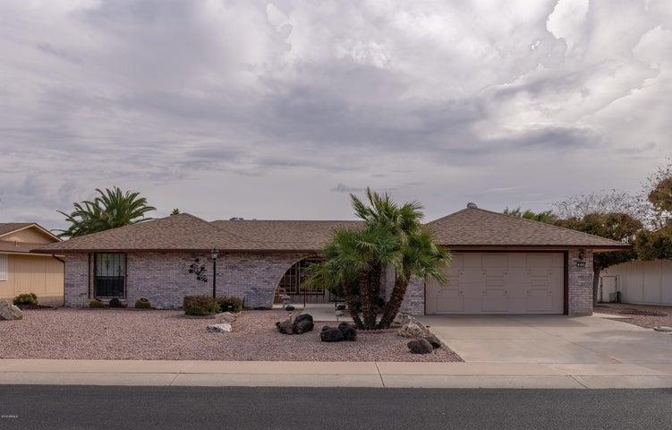 9711 W COTTONWOOD Drive, Sun City, AZ 85373