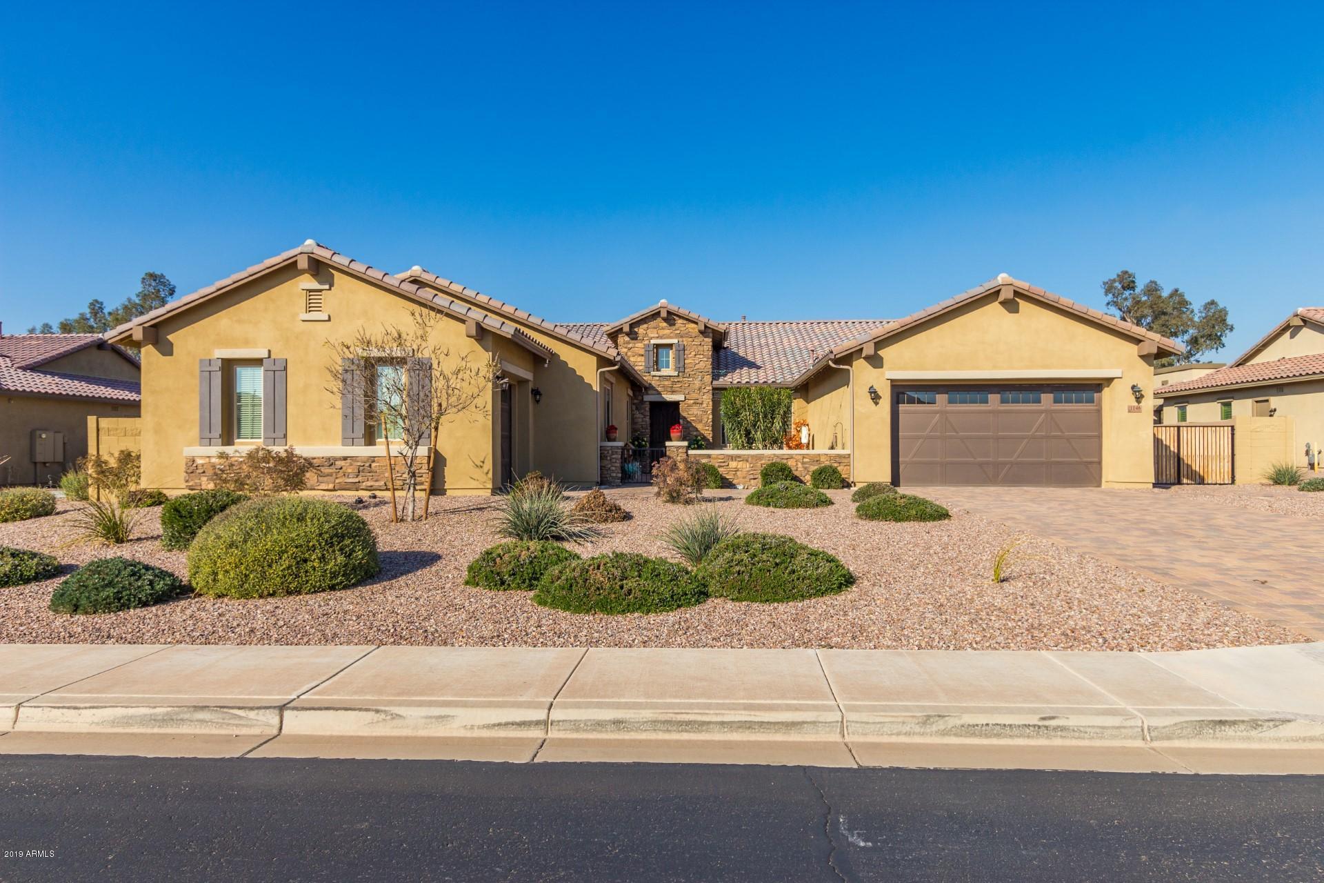 1146 E VIA NICOLA, San Tan Valley, AZ 85140