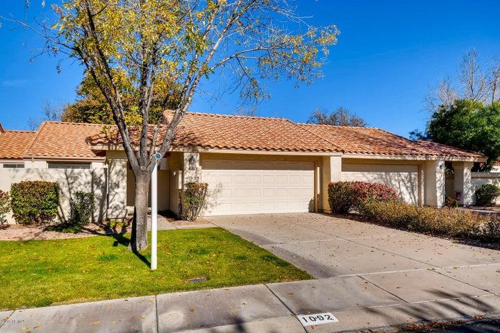 1092 E MCNAIR Drive, Tempe, AZ 85283