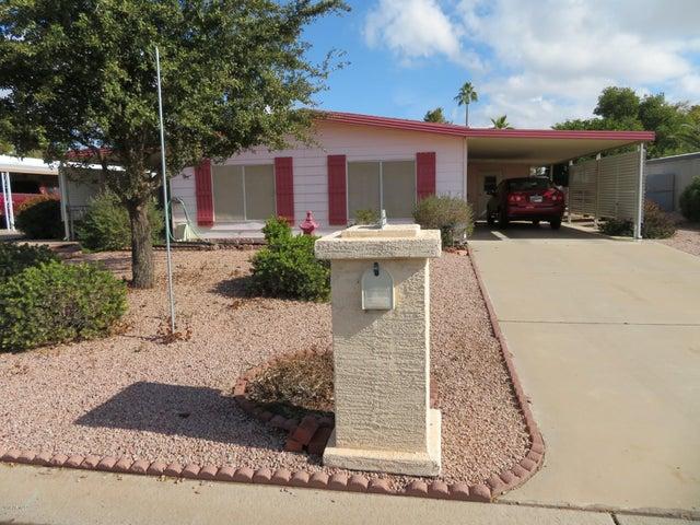 25631 S ILLINOIS Avenue, Sun Lakes, AZ 85248