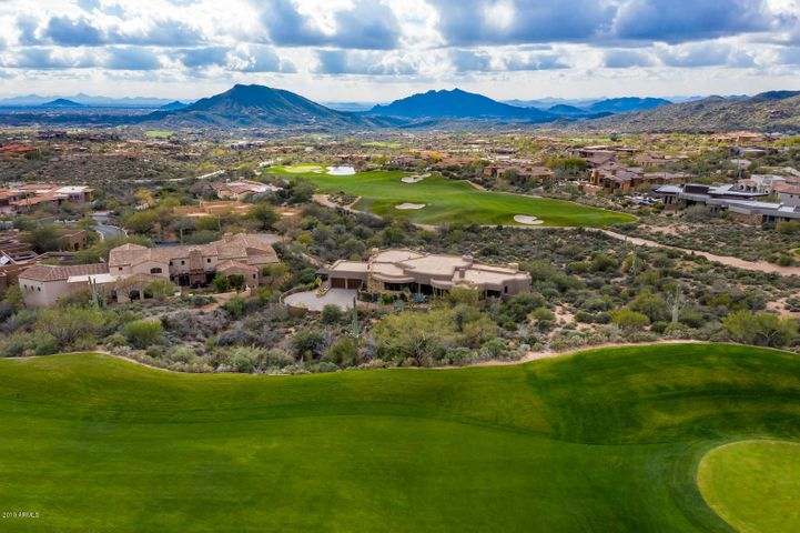 Located adjacent to both the sixth and seventh fairways of Chiricahua Golf Course