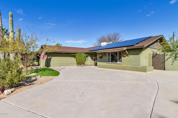 8708 E ARLINGTON Road, Scottsdale, AZ 85250