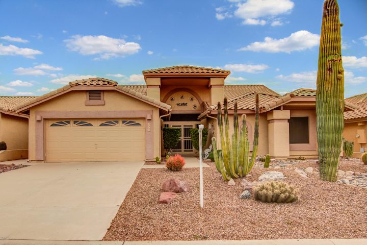 5369 S HEDGEHOG Drive, Gold Canyon, AZ 85118