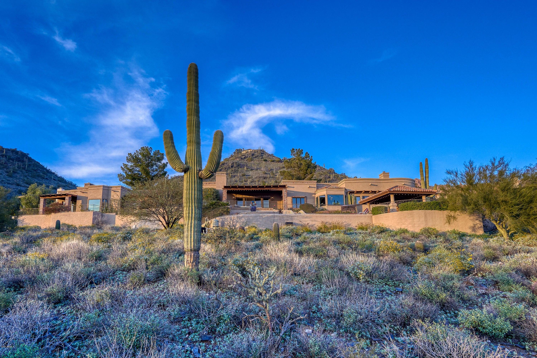 6443 E EL SENDERO Road, Carefree, AZ 85377