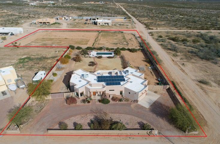 25506 W QUAILS NEST Lane, Wittmann, AZ 85361