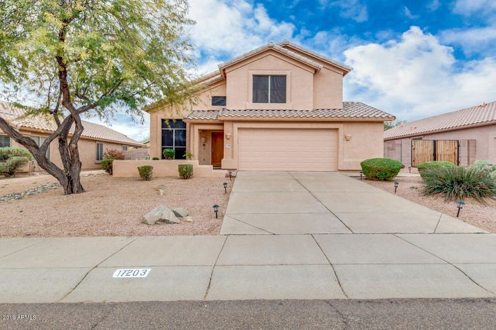 17203 E KENSINGTON Place, Fountain Hills, AZ 85268