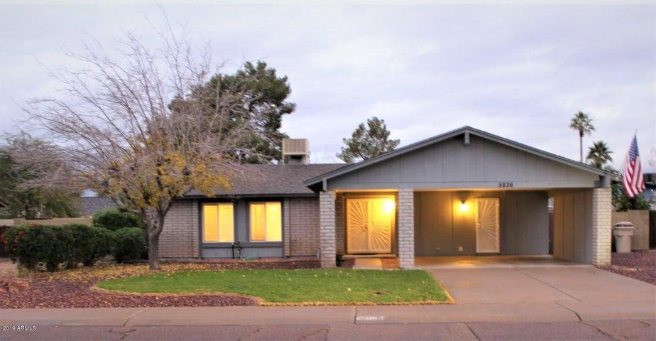 5826 W JOHN CABOT Road, Glendale, AZ 85308