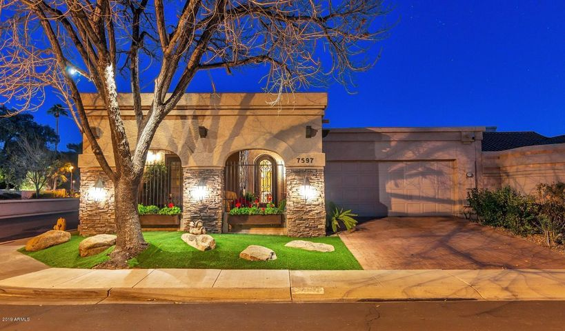 7597 N VIA DE LA SIESTA, Scottsdale, AZ 85258