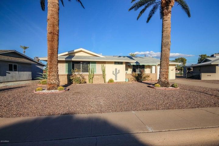 11607 N HACIENDA Drive, Sun City, AZ 85351