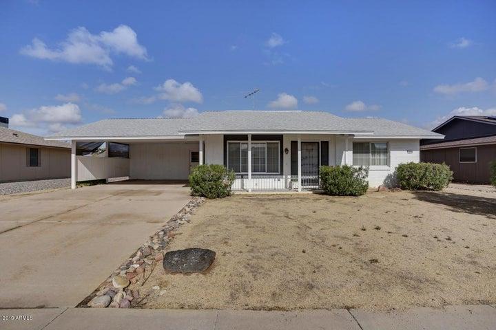 12810 W JADESTONE Drive, Sun City West, AZ 85375