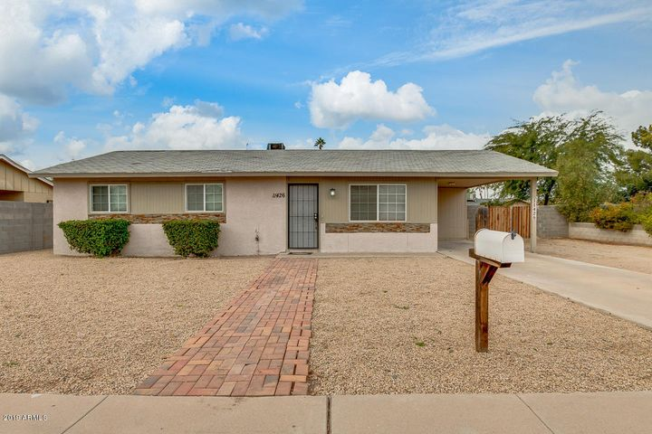 11426 N 58TH Avenue, Glendale, AZ 85304