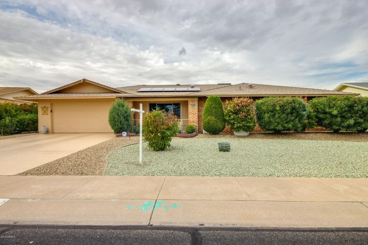 19802 N PONDEROSA Circle, Sun City, AZ 85373