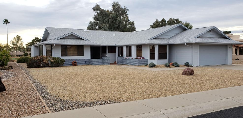12611 W EVENINGSIDE Drive, Sun City West, AZ 85375