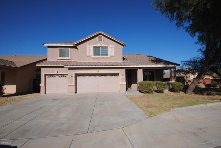 5016 W MAGDALENA Lane, Laveen, AZ 85339