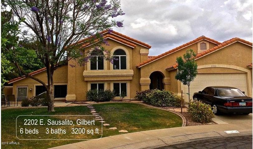 2202 E Sausalito Court, Gilbert, AZ 85234