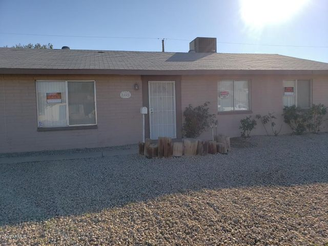 6445 W ROSE Lane, Glendale, AZ 85301