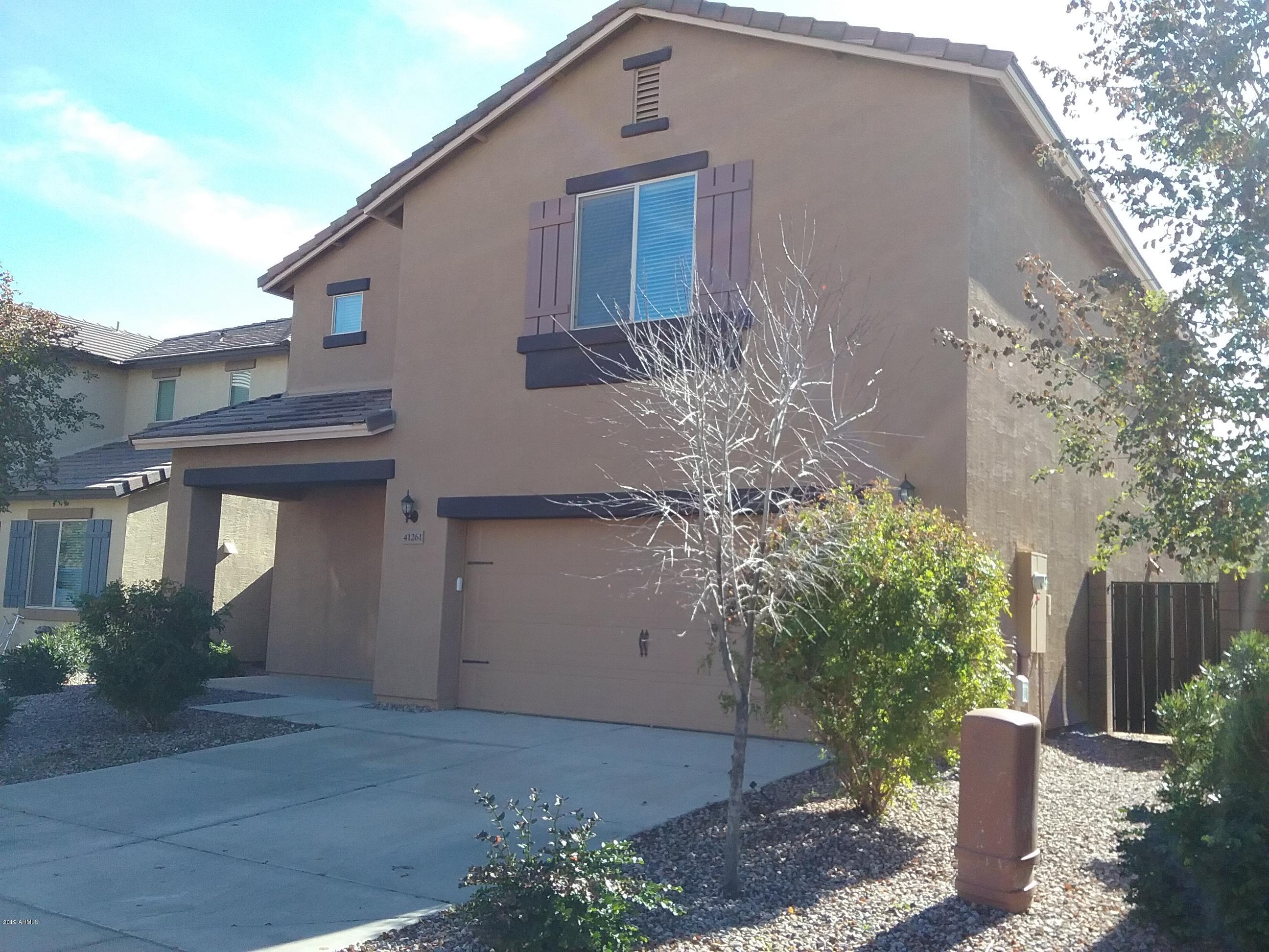 41261 W LUCERA Lane, Maricopa, AZ 85138