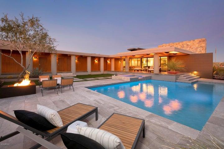 Sunny Pool area.