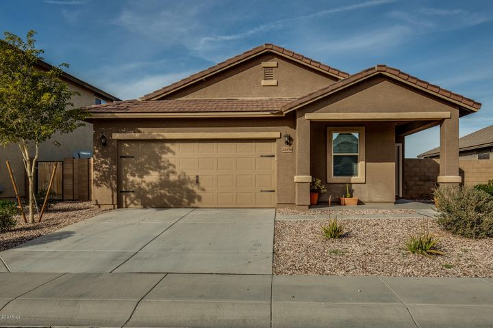 24458 W Gregory Road, Buckeye, AZ 85326