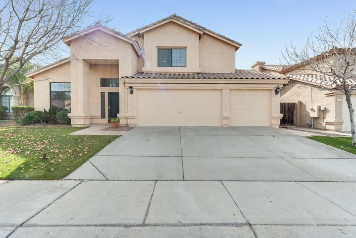 1261 W HONEYSUCKLE Lane, Chandler, AZ 85248