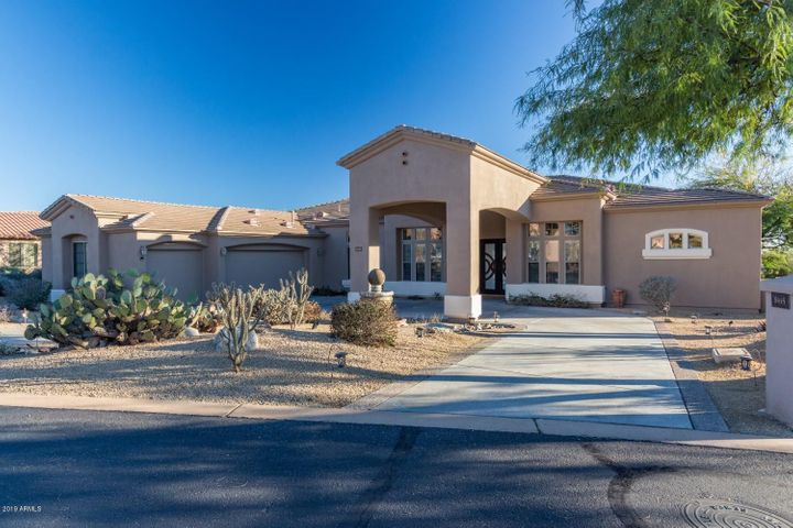 Immaculate Custom home with great architectural detail.
